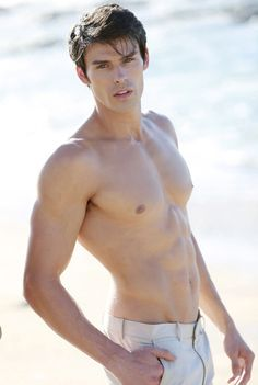 TV Guides Sexiest BB Soap Star Adam Gregory - Thomas Forrester