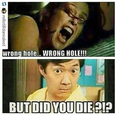 "Follow @inkedmagz for future updates! ""But did you die?!?!"" #lol!!! I love that…"