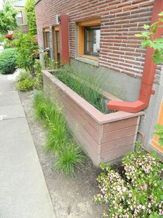 Downspout Disconnection Stormwater Planter. Send your rain directly to the plants that want it.
