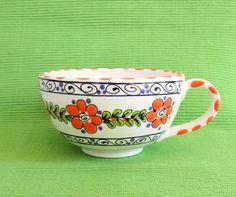 Ceramic Soup or Coffee Mug