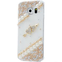 Galaxy S6 - Exquisite Ocean Blue, Pink Hibiscus or Heart Case - Thumbnail 2