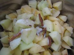 PREPARE TODAY: Prepare Today Homemade- Applesauce in the Saratoga Jacks