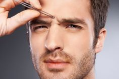 If you have weird hairs, pluck them.   29 Little Things Guys Can Do To Instantly Be More Attractive