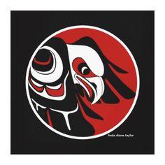 Northwest Coast Eagle