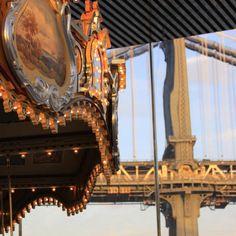 Jane's Carousel, Brooklyn NY