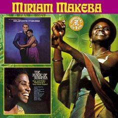 Miriam Makeba - An Evening With/Majic of
