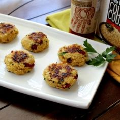 Couscous Cakes by soni