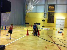 Primer entrenament (9-9-2014)