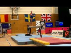 I love this routine so much! (Sanne Wevers BB Alphen aan den Rijn EF)