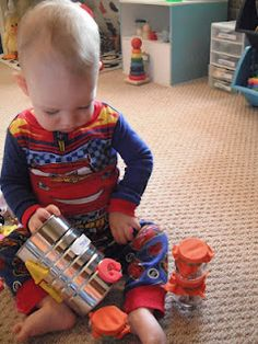 Great site for montessori activities for infants and toddlers