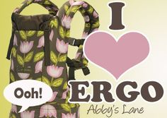 Abby's Lane Oooh! Ergobaby Giveaway! - So Easy Being Green