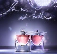 Lancôme's La Vie Est Belle Intense Perfume