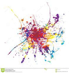splatter paint - Google Search