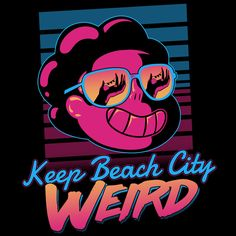 Tep Premade Design - Keep Beach City Weird