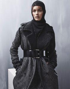 visual optimism; fashion editorials, shows, campaigns & more!: stina olsson by mikael schulz for grazia italia 19th november 2014