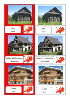 cartes nomenclature habitats Europe