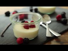 Pudding Recipes - How to Make Homemade Vanilla Pudding - YouTube