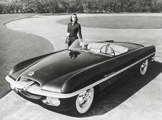 1953 Dodge Firearrow (Ghia)