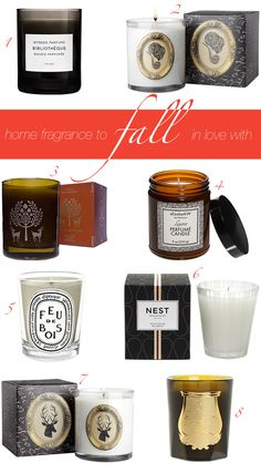 FALL SCENTED HOME