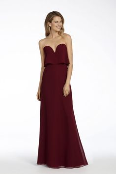 Hayley Paige Occasions Style 5708 Bridesmaids Dress Front Bridesmaid Dress  Styles 13b84c1e775b
