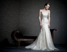 Daalarna - Benes Anita divattervező egyedi tervezésű esküvői és alkalmi ruhái. Silver Dress, Evening Gowns, One Shoulder Wedding Dress, Wedding Gowns, Fashion Design, Clothes, Evening Gowns Dresses, Homecoming Dresses Straps, Outfits