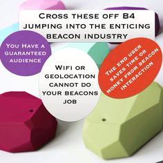 ⁉️You may want check this list off before purchasing investing in #beacons❓#entrepreneur #business #invest #investor #mobile #mobileapp #devs #beacon #marketing #hospitality #notifications #ios