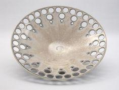 Pierced Bowl by Judi Dyelle