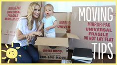 Moving is really stressful, especially with a baby! Check out my top tips for moving preparation and organization :) Subscribe for new vids every M-W-F Follo...