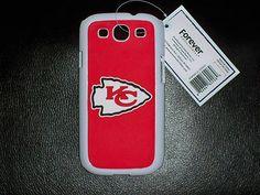 Samsung Galaxy s 3 III I747 i9300 Kansas City Chiefs Faceplate Cover Case NFL | eBay