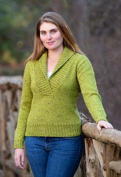 Bozeman Top-Down Pullover Knitting pattern by Sue McCain Christmas Knitting Patterns, Knitting Ideas, Universal Yarn, I Cord, Bind Off, Dress Gloves, Yarn Brands, Stockinette, Long Sleeve Sweater