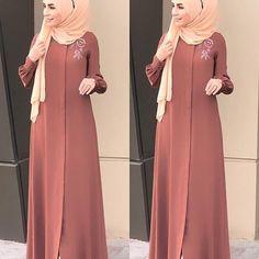 - Tesettür Ayakkabı Modelleri 2020 - Tesettür Modelleri ve Modası 2019 ve 2020 Mode Abaya, Mode Hijab, Estilo Abaya, Hijab Evening Dress, Muslim Women Fashion, Hijab Fashionista, Abaya Designs, Latest African Fashion Dresses, Muslim Dress