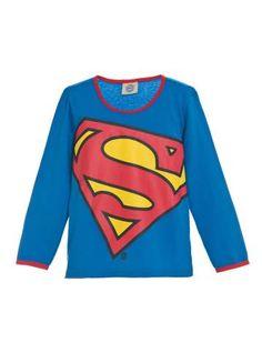 Pijama Superman - Visite Riachuelo.com.br