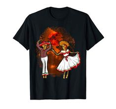 El Día de los Muertos - Day of the Dead - Halloween T-Shirt Halloween, Day Of The Dead, Shirts, Usa, Mens Tops, One Day, Death, Day Of Dead, Germany
