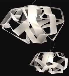 Designerleuchte LASSO WHITE