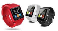 Real deals for you: Bluetooth Smart Watch for Apple Iphone 5 6 Xiaomi ...