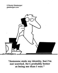 Glasbergen Cartoons  (May/05/2015)