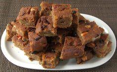 Pinza di farina di castagne (cake made from chestnut), Emilia-Romagna, Italy
