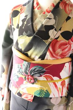 Obi & Kimono Combination