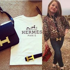 Hermes Belt Kids