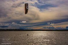#Sport http://ift.tt/2jLxmCc #Photos Kitesurfing by MichaelMartin12