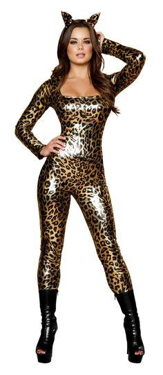 Sexy Leopard Costume 4404 Roma Costume