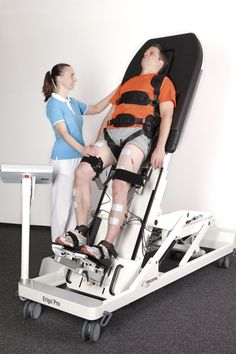 [REVIEW] Technical Developments for Rehabilitation of Mobility – Full Text