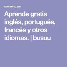 Aprende gratis inglés, portugués, francés y otros idiomas.   busuu