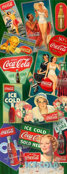 Coca-Cola - 1930s. R