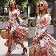 last day of summer🌺can't wait to share some #autumnlooks 💕 @mosquitopl dress @aliexpress bamboo bag @eyelovesquad sunnies @bijoubrigitte coin bracelet  #kimono #summer #summeroutfit #longbobhair #longbob #printeddress #flamingo #fashionstyle #fashion #fashionista #fashionblogger #streetstyle #style #zara #zaraoutfit Zara Outfit, Last Day Of Summer, Coin Bracelet, Long Bob Hairstyles, Wrap Dress, Summer Outfits, Kimono, Bohemian, Street Style
