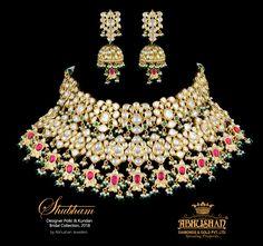 Bridal Jewelry Sets, Bridal Jewellery, Gold Jewellery, Jewelry Art, Diamond Jewelry, Antique Jewelry, Fine Jewelry, Choker Necklaces, Chokers