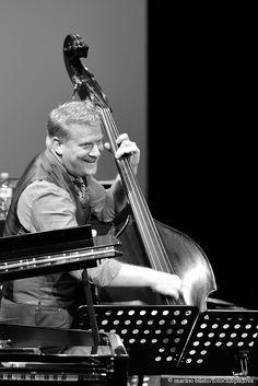 Kurt Elling, teatro Verdi, giovedì 12 novembre.  Scatto di Marino Bilato per Fotoclub Padova.