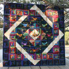 GO! Flying Home Quilt Pattern (FH001)