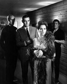 Sean Connery as James Bond in Thunderball