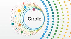 Creativity circle - Colorful Animated Prezi template